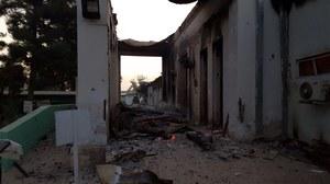 Lekarze bez Granic: Zbombardowanie szpitala to zbrodnia wojenna