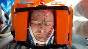 """""""Lekarze"""": Maks przeżyje wypadek?"""