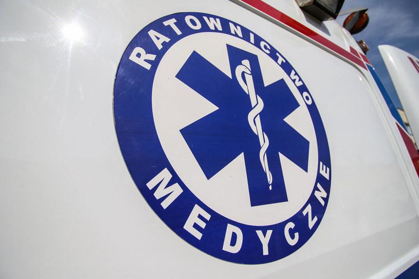 Lekarze od razu zauważyli znamiona śmierci u dziewczynki /Jan Graczyński /East News