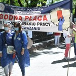 Lekarze popierają protest pielęgniarek