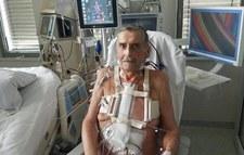 Lekarze z Centrum Chorób Serca w Zabrzu wszczepili pacjentowi sztuczne serce