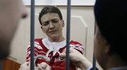 Lekarze z Ukrainy przebadali głodująca w Rosji lotniczkę