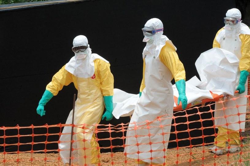 Lekarze z WHO obliczyli, że od początku epidemii spowodowała ona śmierć już 337 osób /AFP