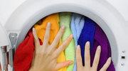 Lekcja prania kolorowych tkanin