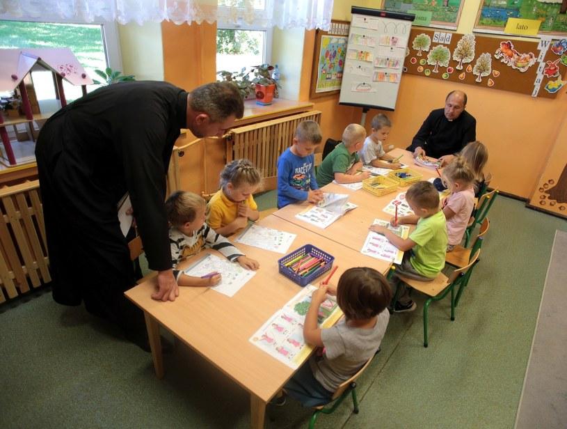 Lekcja religii (zdj. ilustracyjne) /Piotr Mecik /East News