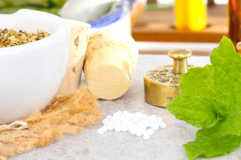 Leki homeopatyczne /123RF/PICSEL