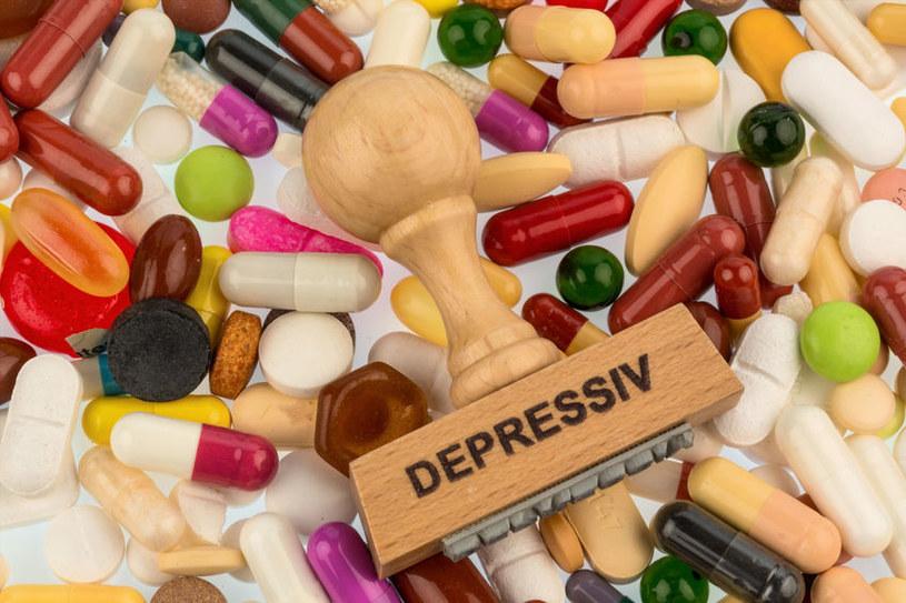 Leki na depresję /©123RF/PICSEL