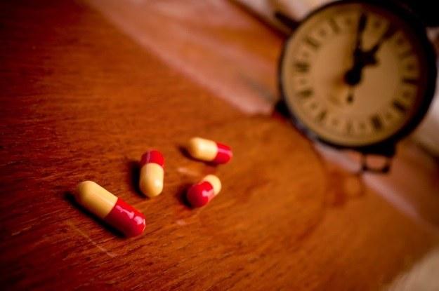 Leki nasenne to nie zawsze dobry sposób na bezsenność /123RF/PICSEL