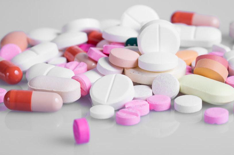 Leki psychotropowe /©123RF/PICSEL