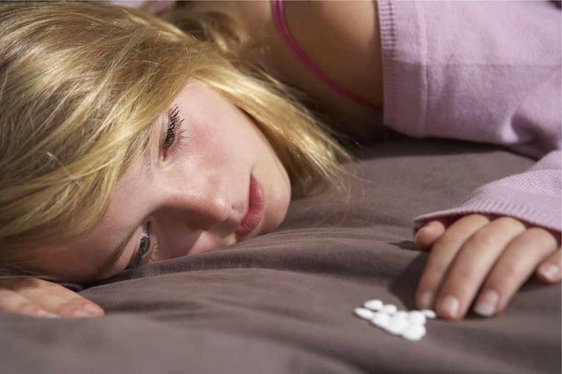Leki uspokajające szybko uzależniają /123RF/PICSEL