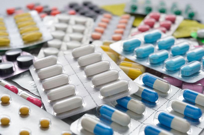 Leki (zdjęcie ilustracyjne) /123RF/PICSEL