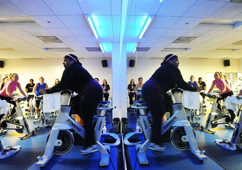 Lekka nadwaga to nic złego? /AFP