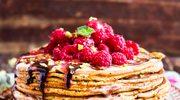 Lekkie racuchy, omlety, naleśniki