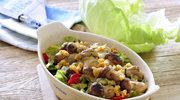 Lekkie zapiekanki z warzywami