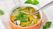 Lekkie zupy warzywne