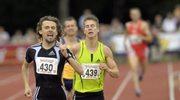 """Lekkoatleci """"Hańczy"""" na zawodach  II Ligii Juniorów"""