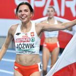 Lekkoatletyczne HME. Jóźwik: To świetne uczucie biegać z flagą po zdobyciu medalu