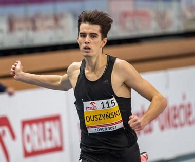 Lekkoatletyczne HME. Kajetan Duszyński w półfinale biegu na 400 m