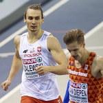 Lekkoatletyczne HME. Zalewski awansował do półfinału biegu na 400 m
