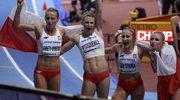 Lekkoatletyczne HMŚ: Polska sztafeta kobiet ze srebrnym medalem