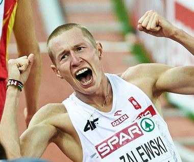 Lekkoatletyczne ME: Krystian Zalewski ze srebrnym medalem na 3000 m z przeszkodami