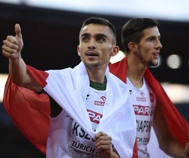 Lekkoatletyczne ME: Kszczot złotym medalistą na 800 m