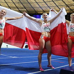 Lekkoatletyczne ME: Polska na czele tabeli medalowej! Jest szansa na kolejne medale!