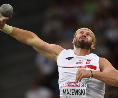 Lekkoatletyczne ME: Tomasz Majewski zdobył brązowy medal w pchnięciu kulą