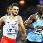 """Lekkoatletyczne MŚ. Adam Kszczot w finale 800 m. NBC: """"Nikt nie biega lepiej"""""""