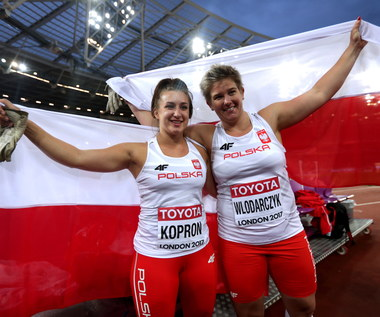 Lekkoatletyczne MŚ. Anita Włodarczyk mistrzynią świata, Malwina Kopron z brązem