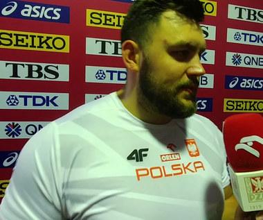 Lekkoatletyczne MŚ. Bukowiecki: Nie chciałbym, żeby padł rekord świata. Wideo