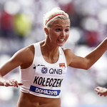 Lekkoatletyczne MŚ. Karolina Kołeczek odpadła w półfinale 100 m ppł
