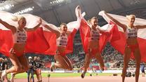 Lekkoatletyczne MŚ. Oni wrócili do Polski z medalami. Wideo