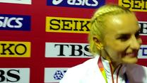 Lekkoatletyczne MŚ. Polki pękają z dumy ze srebra w sztafecie. Wideo