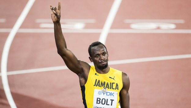 """Lekkoatletyczne MŚ: Usain Bolt dopiero trzeci na 100 m! """"Trochę dopadł mnie stres"""""""
