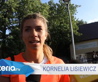 Lekkoatletyka. Kornelia Lisiewicz: Pojechanie na igrzyska jest moim największym marzeniem. Wideo