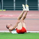 Lekkoatletyka. Marcin Lewandowski ma zerwany mięsień łydki