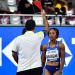 Lekkoatletyka. Mistrzyni olimpijska na 100 metrów przez płotki, Brianna McNeal zawieszona za doping