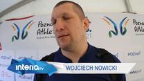 Lekkoatletyka. Wojciech Nowicki: To był mój trzeci start w tym tygodniu. Wideo