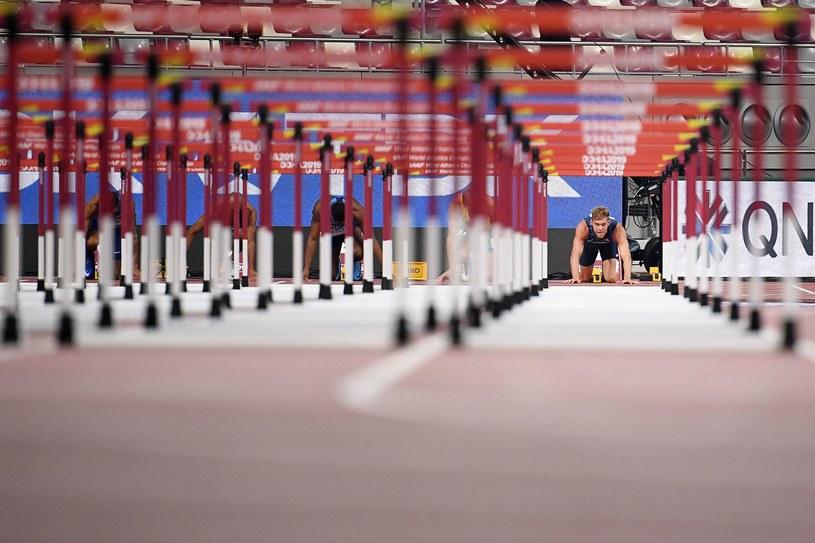 Lekkoatletyka /JEWEL SAMAD /AFP
