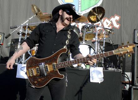 Lemmy (Motorhead) - fot. Tim Mosenfelder /Getty Images/Flash Press Media
