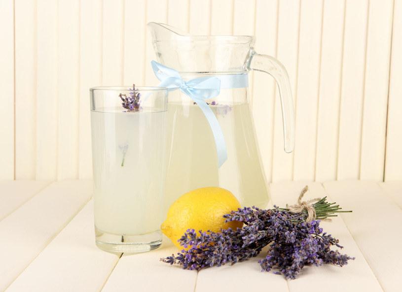 Lemoniada lawendowa /123/RF PICSEL /123RF/PICSEL