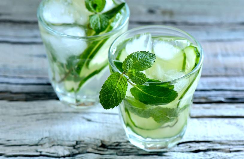 Lemoniada ogórkowa /123RF/PICSEL