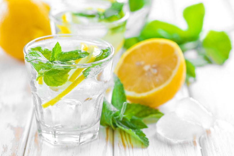 Lemoniada z miętą /©123RF/PICSEL