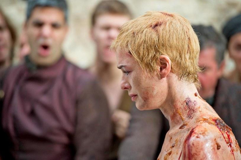 """Lena Headey jako Cersei Lannister w serialu """"Gra o tron"""" /HBO"""