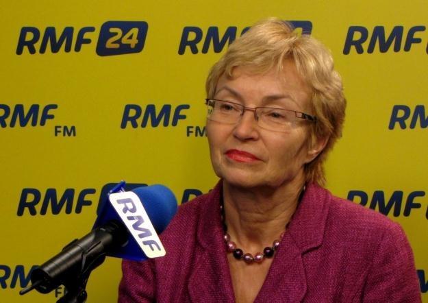 Lena Kolarska-Bobińska w Kontrwywiadzie RMF FM /RMF