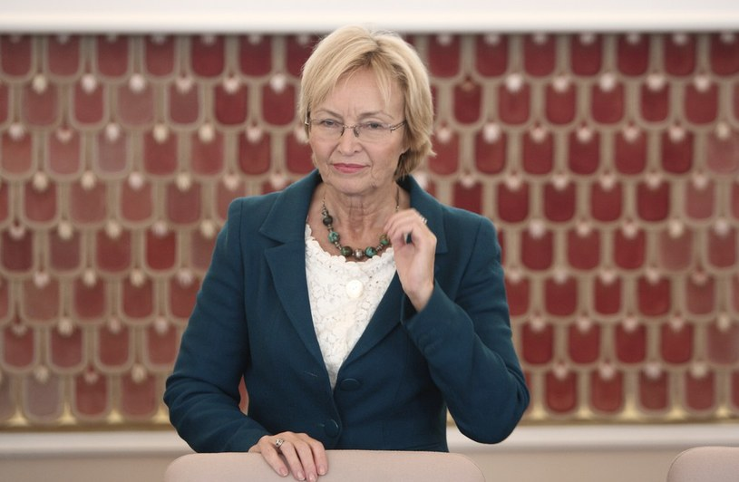 Lena Kolarska-Bobińska /Stanisław Kowalczuk /East News