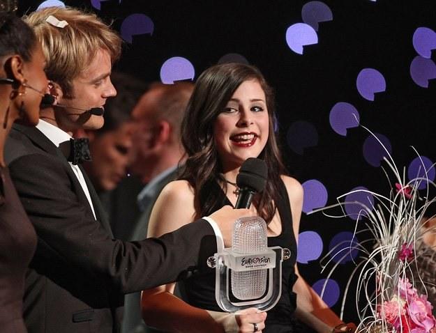 Lena podczas finału Eurowizji nie dała szans konkurencji - fot. Rolf Klatt /Getty Images/Flash Press Media
