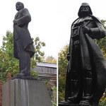 Lenin przerobiony na Dartha Vadera w Odessie