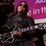 Lenny Kravitz przesyła pozytywną energię